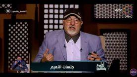 من القبعة إلى «الكاب» .. خالد الجندي يواصل إطلالته بالملابس «الكاجول»