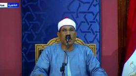 عبدالفتاح الطاروطي عن غلق المسجد: قابلت قرار وزير الأوقاف بالـ«حب»