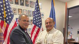 رئيس الإنجيلية يعود من أمريكا ويكشف تفاصيل لقاءاته مع أعضاء الكونجرس