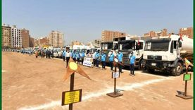 كفر الشيخ تشكل مركز ازمات لمواجهة تحذيرات الفيضان
