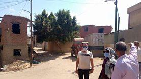 نائب محافظ القليوبية تستجيب لشكاوى شباب قرية كفر الحبش