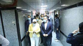«الصحة» عن مصابي حادث قطار بنها: خروج 19 من المستشفى بعد تحسن حالتهم