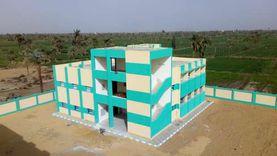 محافظ الفيوم: إنشاء وتطوير 39 مدرسة بتكلفة 196 مليون جنيه