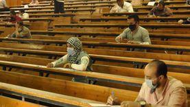 بدء اختبارات الدارسين بنظام التعليم المفتوح في جامعة المنيا