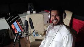 عبدالمنعم العامري ينتهي من تسجيل أغنية عن السلام