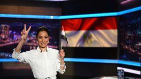 بالأعلام وشعار «تحيا مصر».. بسمة وهبة تحتفي بمنتخب مصر الأولمبي