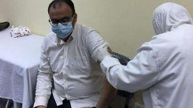 647 مواطنا تلقوا الجرعة الآولى من لقاح كورونا بشمال سيناء