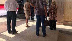 إقبال كبير على التصويت بانتخابات الشيوخ بالنزهة: كمامات وتباعد اجتماعي