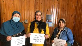 حملات توعية للمرأة بكفر الشيخ بأهمية المشاركة في انتخابات النواب