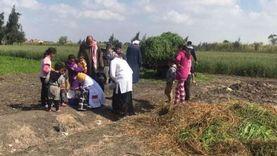 في اليوم الثاني.. حملة تطعيم شلل الأطفال تجوب قرى الإسماعيلية