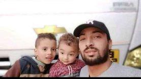 مصرع أب وطفليه وإصابة زوجته وابنه الثالث في انقلاب ملاكي بالغربية