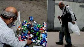 «الدنيا جت عليه»..عم أشرف «حداد بريمو» حوله المرض لفقير «بيلم كانزات»