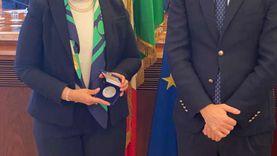 وزيرة الصحة تتفق على إنشاء مستشفى ومراكز بحثية وتبادل خبرات مع إيطاليا
