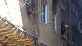 5 قرارات عاجلة للنيابة في واقعة انهيار عقار «الجداوي» بالإسكندرية