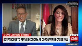 المشاط: مصر واجهت كورونا بمؤشرات اقتصادية قوية.. والإصلاح عملية مستمرة