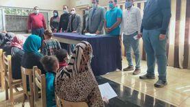 """محافظ أسيوط: تسديد رسوم جدية التصالح في مخالفات البناء لـ""""27 اسرة"""""""