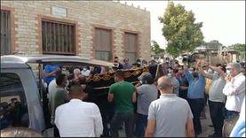 بعد وفاته بكورونا.. تشييع جثمان كابتن فقوسة نجم النادى المصري السابق