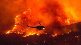 إجلاء الآلاف من سكان منازل كاليفورنيا.. كيف يتم إطفاء حرائق الغابات؟