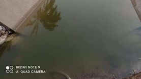 ري المنيا تعلن تبطين 775 مترا ضمن المشروع القومي لتأهيل الترع