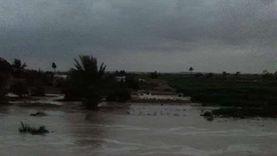 شمال سيناء تعلن جاهزيتها لموسم الأمطار والسيول باحتياطات جديدة