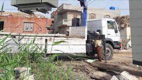محافظ كفر الشيخ: رفع كفاءة الكهرباء بالقرى بتكلفة 23 مليون جنيه