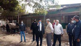 نقل 1300 أسرة من عشوائيات روض الفرج لمساكن المحروسة