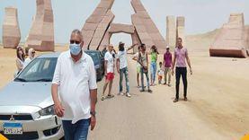 8 آلاف زائر لمحميات جنوب سيناء خلال أسبوع