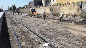 رفع 1600 طن مخلفات بمدينة كوم أمبو