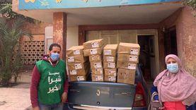 """""""شبرا الخير"""" تدعم الإدارة الصحية بأدوية لمواجهة كورونا"""