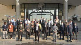 توقيع بروتوكول تعاون بين قطاع السياحة بمصر للطيران الكرنك وآير كايرو
