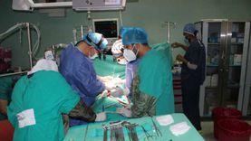 بدء فعاليات قافلة «قلوب صغيرة» لعلاج الأطفال بمستشفيات جنوب الوادي