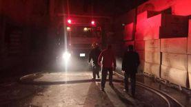 إصابة سيدتين في حريق داخل شقة سكنية بشبرا الخيمة