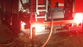 إخماد حريق بقرية «الدلاتون» بالمنوفية دون خسائر في الأرواح