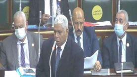 برلماني يطالب بسرعة تدبير الاعتماد المالي لحماية جنوب سيناء من السيول