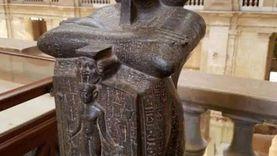حقيقة «التمثال المسحور» في المتحف المصري