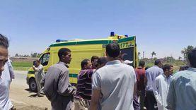 بينهم طفلان.. إصابة 4 أشخاص في انقلاب سيارة بالساحل الشمالي