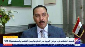 «الصحة»: مصر من أكثر الدول احترافية في التعامل مع جائحة كورونا (فيديو)