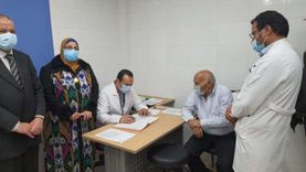 «صحة القليوبية»: 50 مواطنا حصلوا على لقاح كورونا بالمحافظة حتى الآن