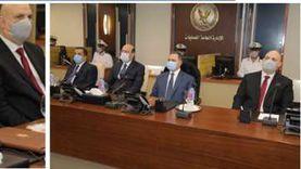 وزير الداخلية يشيد بتأمين انتخابات مجلس الشيوخ ويوجه بالتصدي للمخالفات