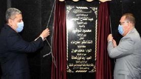 افتتاح غرفة المراقبة المركزية بإدارة مرور الشرقية