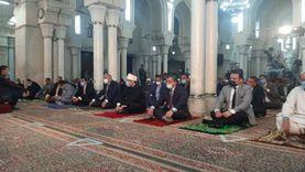 وزير الأوقاف من منبر سيدي عبدالرحيم القنائي: القناوية هزموا الغزاة