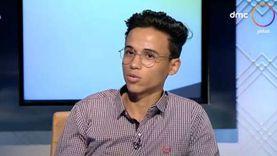 """""""مصر تستطيع"""" يقتنص منحة مجانية لـ""""أحمد زين"""" بهندسة جامعة النهضة"""