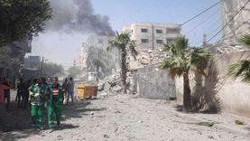 عاجل.. جيش الاحتلال:استهداف المرحلة الثالثة من مشروع مترو أنفاق «حماس»