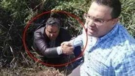 """""""شالوه ورموه في الترعة"""".. حقيقة صورة عضو مجلس النواب بالبحيرة"""