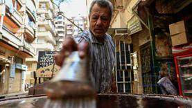 عم حودة أقدم صنايعي كنافة في الإسكندرية: أحب أخدم العجين