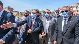 بدء أعمال رصف شارع «الستين» بالإسكندرية بـ1.5 مليون جنيه
