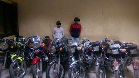 ضبط «عصابة الدقهلية» لسرقة الدراجات النارية من 4 محافظات