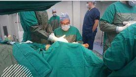 إجراء 1634 عملية جراحية بمستشفيات التأمين الصحي في بورسعيد