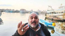«عم سيد» صياد من 46 عاما: الرحلة الواحدة تستغرق 20 يوما في البحر