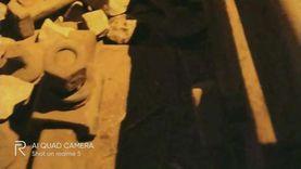 عاجل.. الصور الأولى لخروج قطار «القاهرة - الإسكندرية» عن القضبان